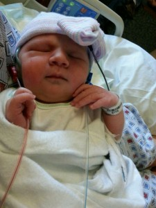 Elise's Hearing Test