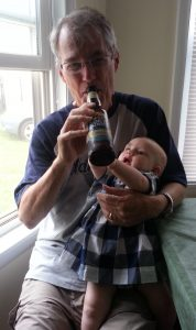 June 15: What do you mean I can't have this bottle?!