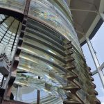 Fresnel lens at Bodie Island Lighthouse